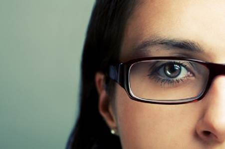 Everyone's eyesight can reduce slowly but sometimes you don't recognize it.