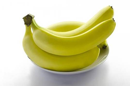 Aromatic banana helps avoid the phenomenon of constipation and lacking in blood after giving birth.