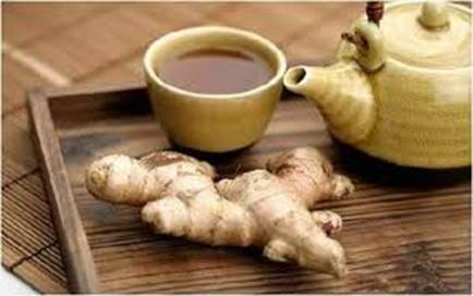 Ginger tea helps you reduce morning sickness's symptoms.