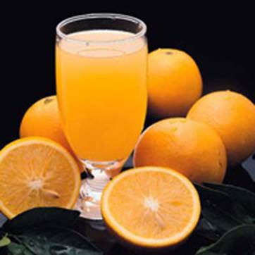 Orange juice can prevent breast cancer.