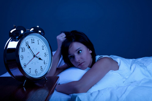 Lacking sleep will make you gain weight.