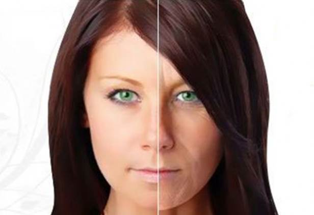 Some surgeons and dermatologists believe 50 to 60 per cent of facial ageing is about genetics