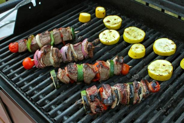 Taste isn't the only reason to take your snags off the barbecue before they become charcoal.