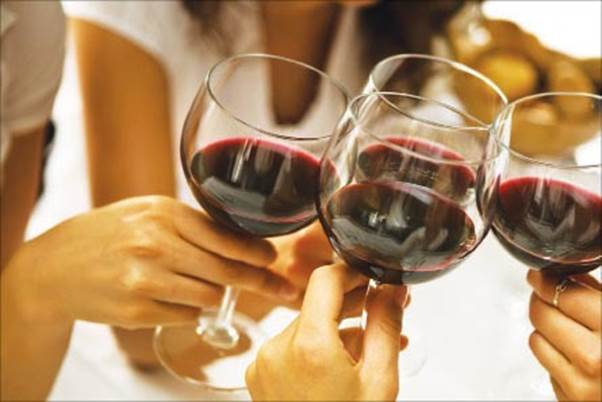UCalgary study finds that moderate consumption of alcohol is good for health