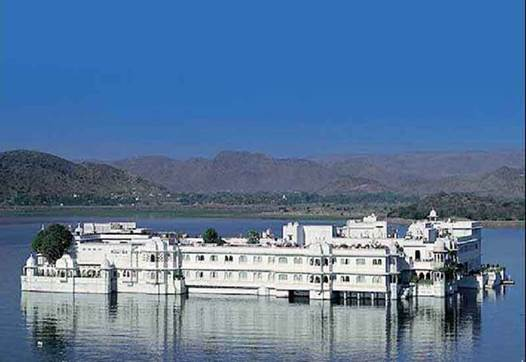 Hotel Sheraton Udaipur Palace Resort & Spa in Udaipur