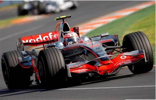 Don't you think it is weird to go to Spain just to see a F1 race?