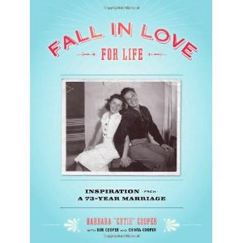 The book: Fall in Love for Life