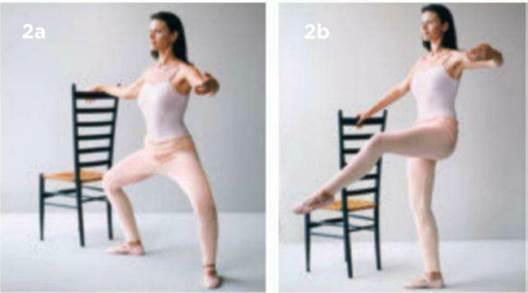 Kungfu standing position