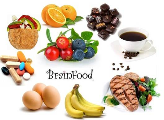 Description: Foods Nourishing Brain