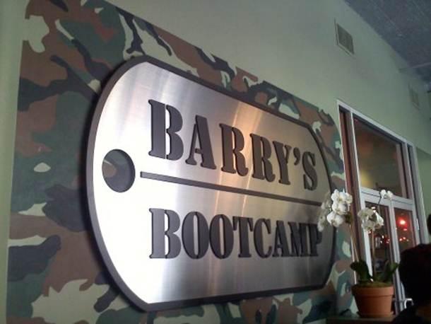 Description: Barry's Bootcamp