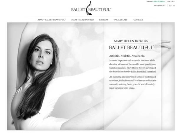 Description: Ballet beautiful