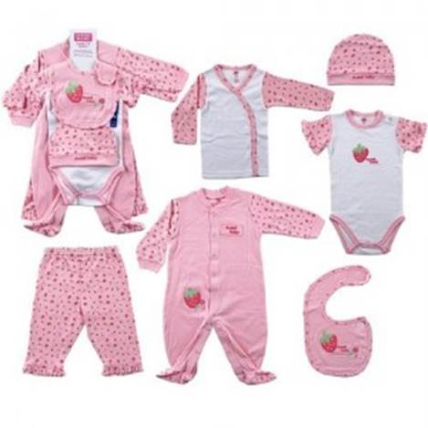 All Clothes For New Born Baby Are Made Of 100 Cotton And Different In Thickness