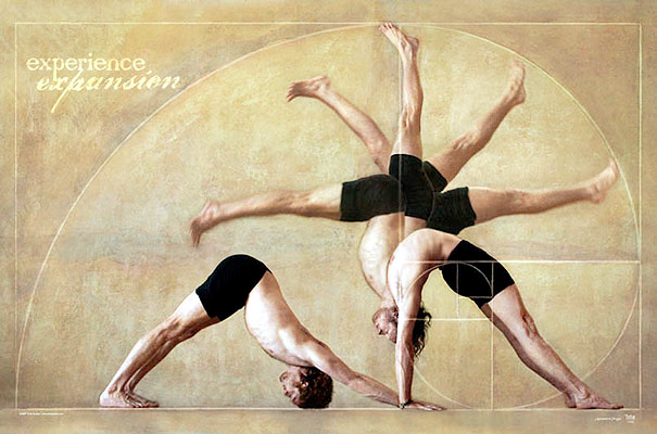 Anusara -  A relatively new style of yoga founded in 1997 by California-based John Friend
