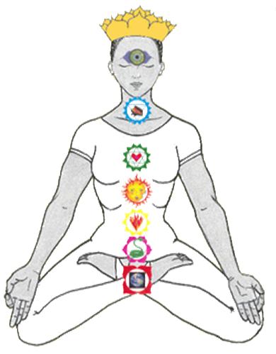 Image result for kundalini spine