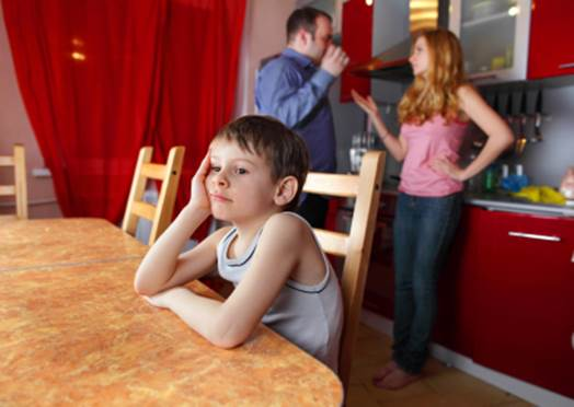 Many parents even disparage children in front of their friends with the thought that it is motivation for children to try harder.