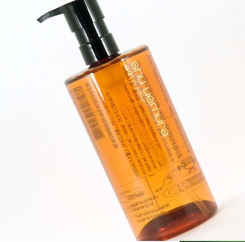 Shu Uemura's Ultimate8 Sublime Beauty Cleansing Oil