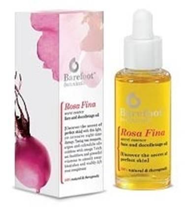 Barefoot Botanicals Rosa Fina Face & Décolletage Oil
