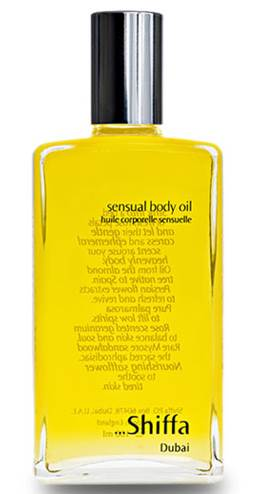 Shiffa's Sensual Body Oil