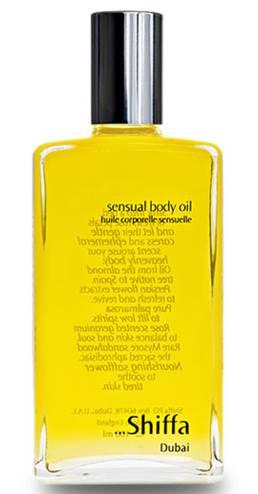 Shiffa's Sensual Body Oil