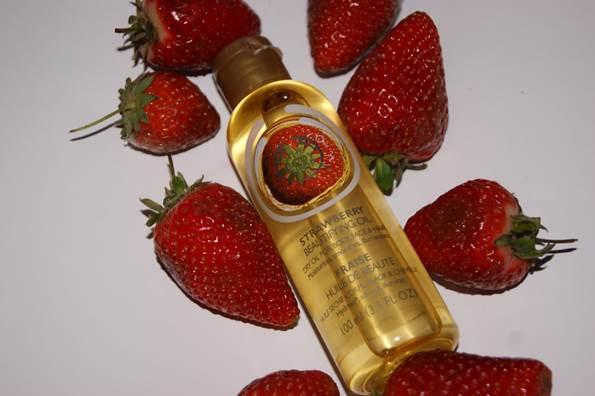 The Body Shop Beautifying Oils