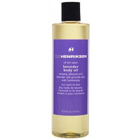 Ole Henriksen's anti-inflammatory Lavender Body Oil