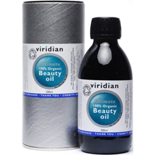 Viridian Ultimate 100% Organic Beauty Oil