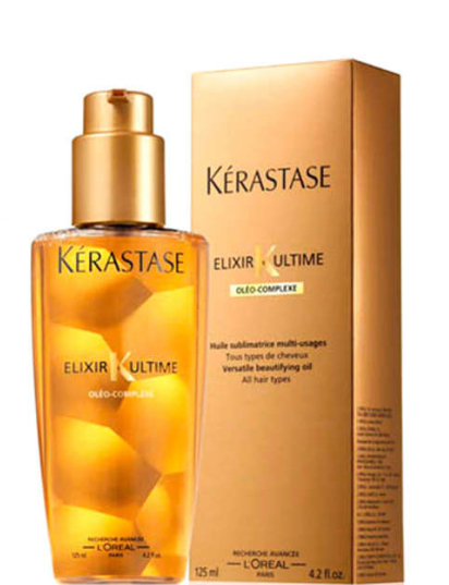 Kérastase Elixir Ultime ($55.5 for 125ml; kerastase.co.uk)