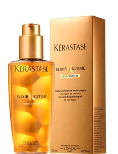Kérastase Elixir Ultime ($55.5 for 125ml; kerastase.co.uk)