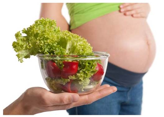 5 Supper Foods For Pregnant Women