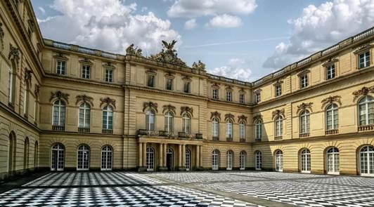 Herrenchiemsee Castle