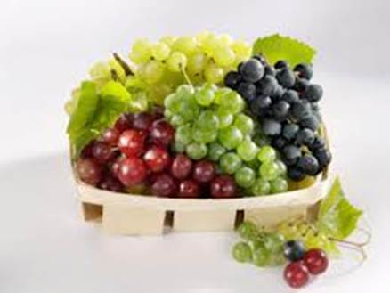 Grapes contain a lot of nutrients.