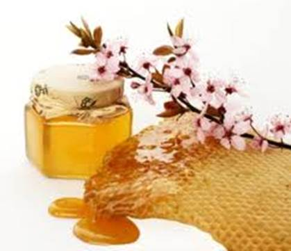 Honey helps prevent us from getting old.