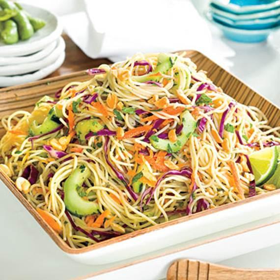Description: Noodle salad