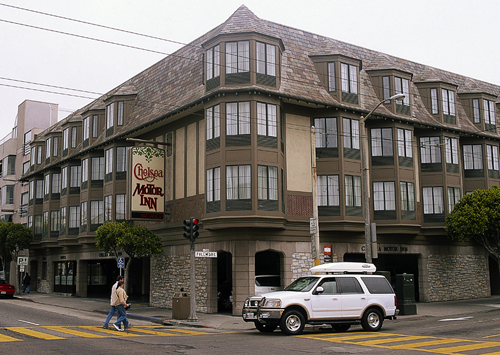 San Francisco Streetsmart Budget Hotels And Hostels