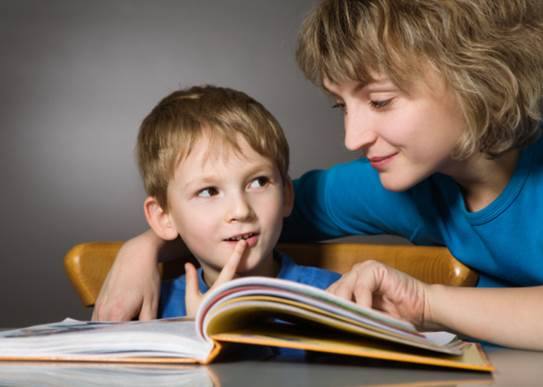 Description: Read books to your children regularly, choose the books that introduce some new words to them