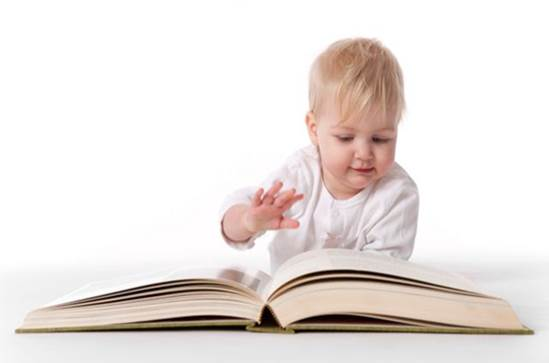 Description: Encourage your children to read themselves as soon as possible