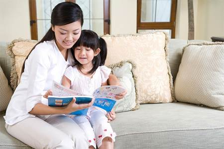 Description: Read books to children or have older children read to you