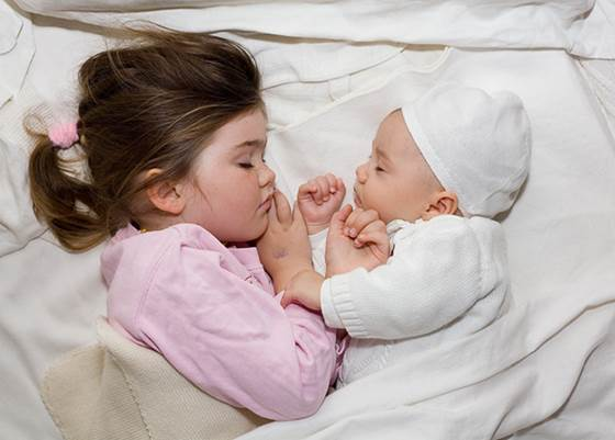 Description: Ask children to take a short siesta every day to make sure that they are resting reasonably
