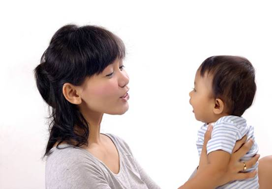 Description: Know your baby's attempts in talking and then model proper pronunciation or grammar