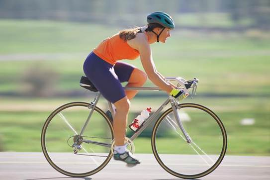 Description: Daily cardiovascular exercises such as walking, jogging and cycling not only help you to lose weight but also improve the blood circulation to the pelvic.