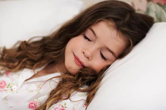 Description: Setting a bedtime routine, and sticking to it, teaches children the value of getting a good night's sleep.