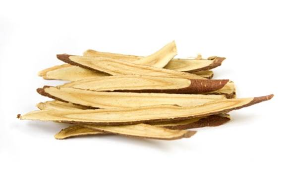 Description: Consider taking licorice root, with has mild estrogenic composition.