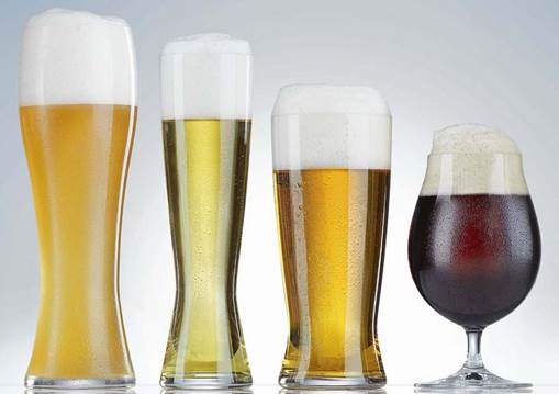 Description: Less than four glasses of wine or beer