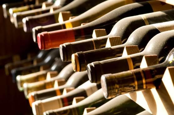Description: Up to seven bottles of wine