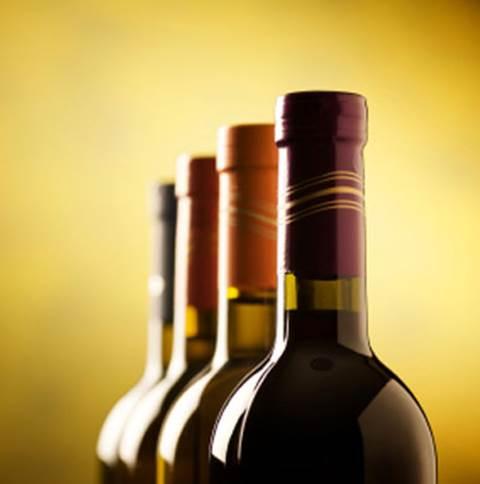 Description: About one bottle of wine