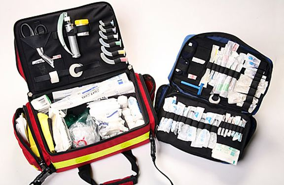 Description: You should always take a medical kit when you travel.