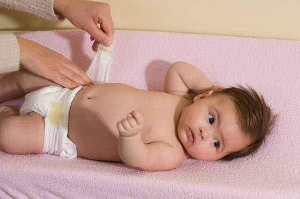 Description: Babies with higher bladder and intestine activity will excrete more regularly, and these babies need more frequent diaper change than normal babies.
