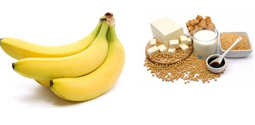 Description: Avoid bananas, rice and soy products as well as foods made from white flour