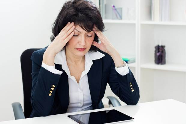 Description: Hot flash and night sweating are some of the worst symptoms that associate with menopause.