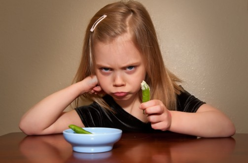 Description: Many children are picky eaters and they usually don't like healthy foods like vegetables